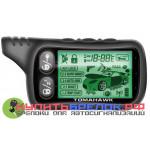 Брелок для автосигнализации TOMAHAWK TZ-9030 / 9020 / 7010