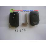 Корпус на Смарт ключ (KS12 L) LEXUS 2+1 КНОПКИ