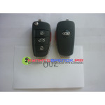 Корпус на Смарт ключ 002 AUDI 4 КНОПКИ (без лого)