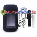 Корпус для брелока StarLine E90/E91/E60/E61 + смарт ключ 2 в 1