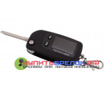 Корпус для брелока TOMAHAWK TW 9030 / 9020 / 9010 / 9000 + смарт ключ 2 в 1